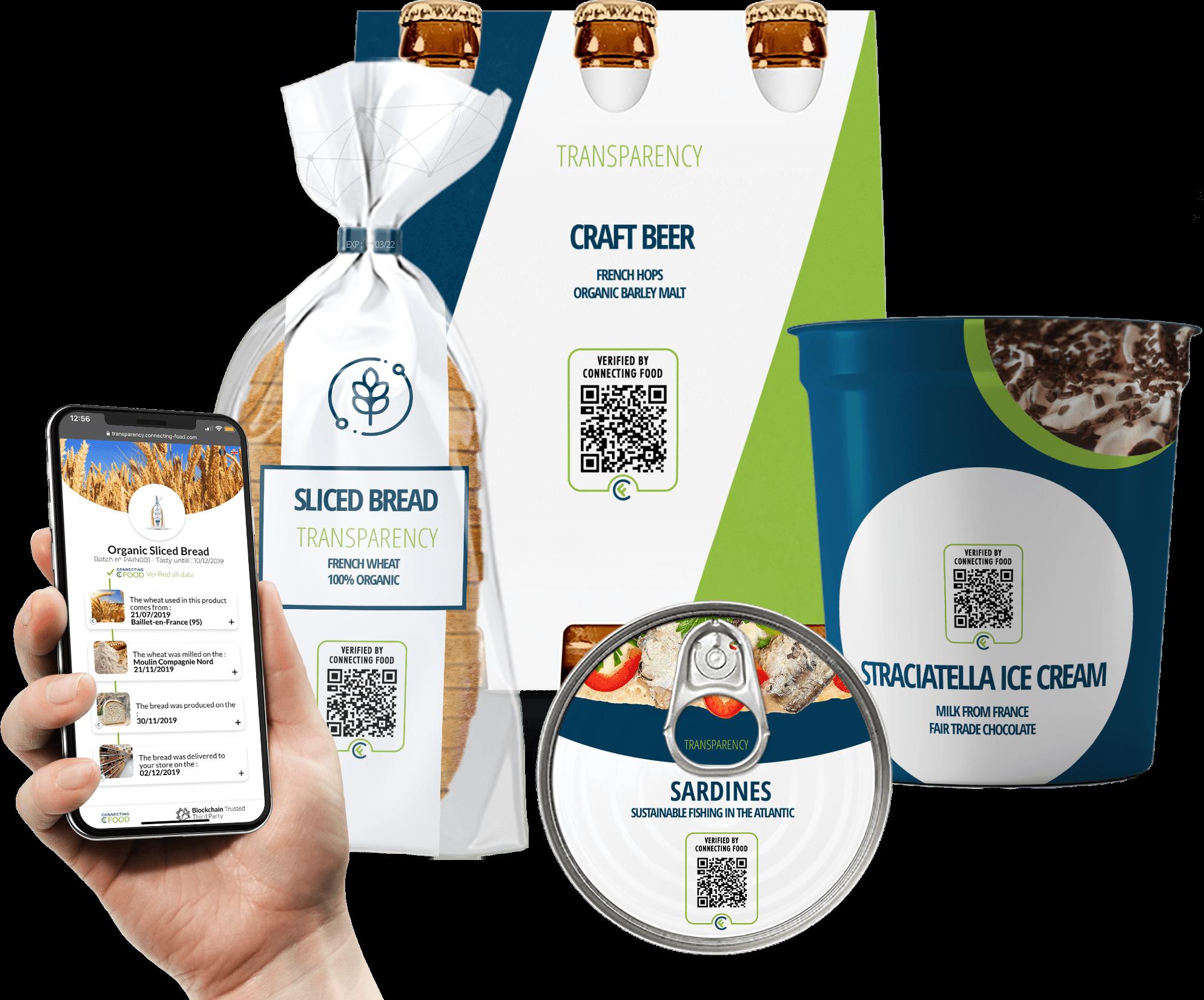 ブロックチェーンを利用した品質監査プラットフォームを提供する農業ベンチャー企業Connecting Food社について解説
