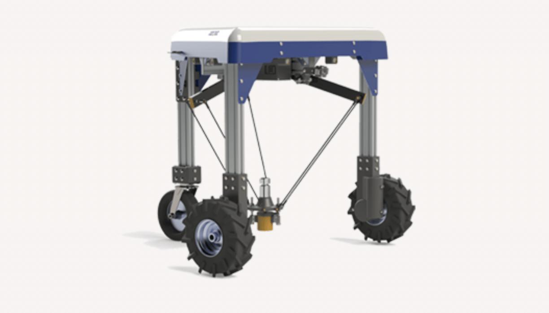 有機農業者が手作業で行っている除草作業を自動で行う除草ロボットを開発するOdd.Bot社について解説