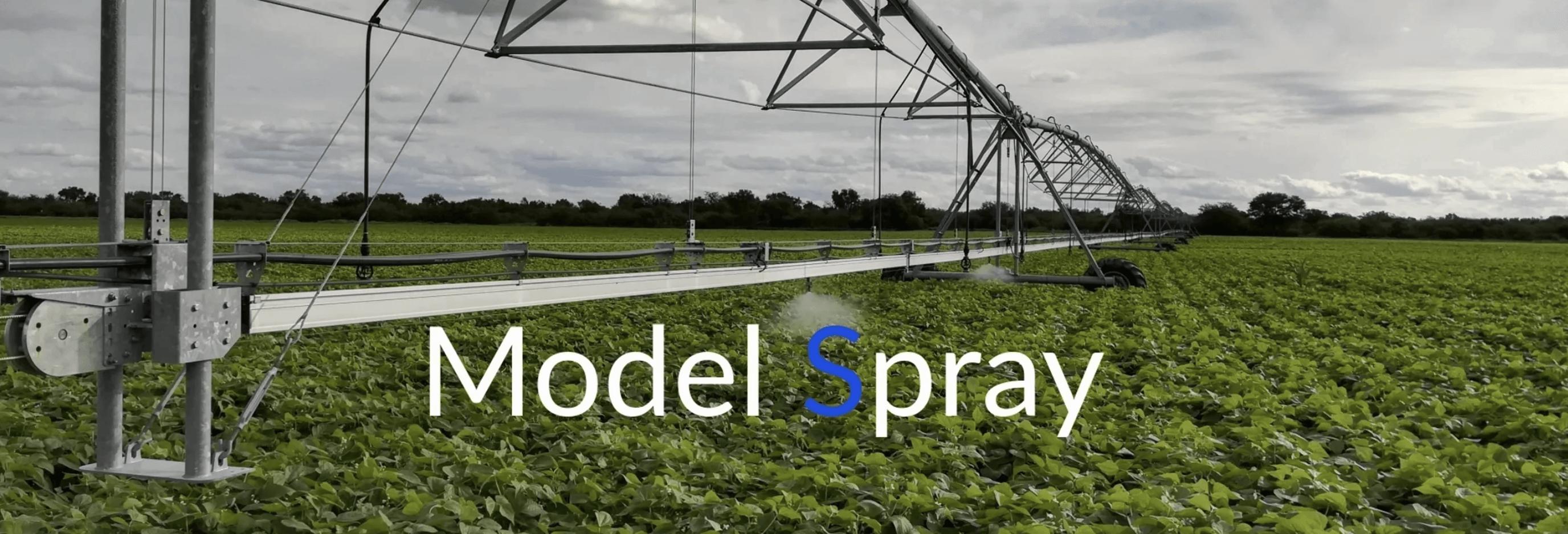 スプレーノズルがハチドリのように空中を行き交う。大規模圃場での農薬散布を安全で効率的にする、Cordoba Technologies の製品を紹介