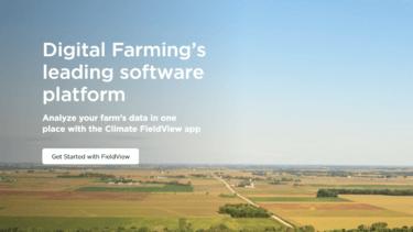 【IoT】車載デバイスでトラクターやコンバインの作業を自動分析。農場経営の効率性・収益性を高める Climate Corporation のサービスを紹介します。