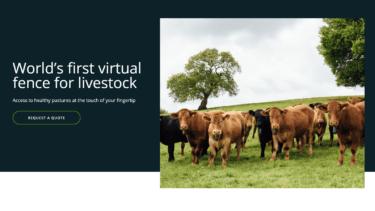 家畜を柵で囲まない放牧をIoTで実現。労力低減と動物福祉の両立を目指す、ノルウェーの企業 Nofence を紹介します。