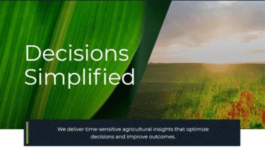 食品・農業分野におけるAIを活用した意思決定をサポートするSentera社について解説