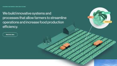 除草をはじめとするさまざまな農作業を行うAI搭載自律型ロボットを開発するFarmWise社について解説