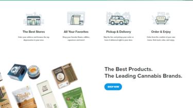 大麻のeコマースマーケットプレイスを提供するDutchie社について解説