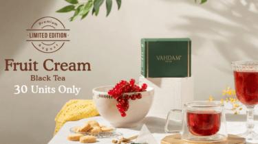 国際市場でインドの新鮮な紅茶を販売するEコマーススタートアップVahdam Teas社について解説